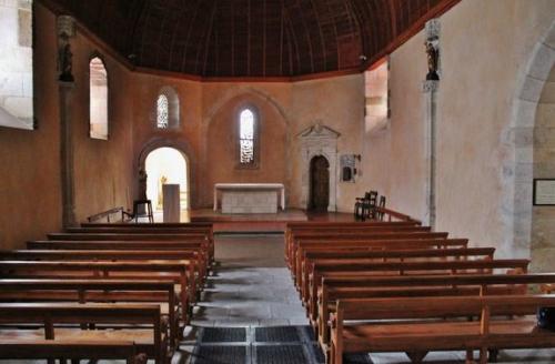 Chapelle de l'ancien monastère des Clarisses - le Puy-en-Velay.JPG