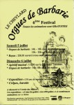 Orgue de barbarie, festival, Cheylard